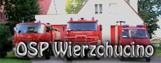 OSP Wierzchucino - Ochotnicza Straż Pożarna w Wierzchucinie